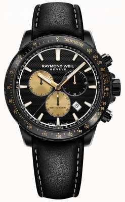 Raymond Weil タンゴ300 |マーシャル増幅|限定版メンズ 8570-BKC-MARS