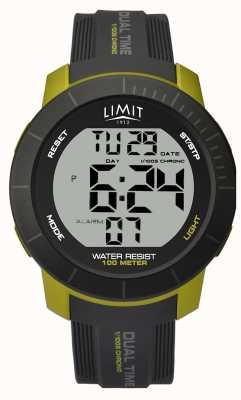 Limit メンズ・リミット|デュアルタイムクロノグラフウォッチ 5675.66