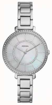 Fossil レディースジョセリン|シルバーステンレススチール時計 ES4451