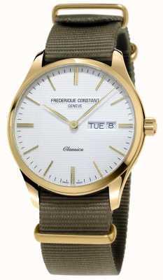Frederique Constant |メンズクラシッククォーツ| FC-225ST5B5