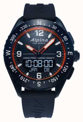 Alpina |メンズアルピナックススマートウォッチ AL-283LNO5NAQ6
