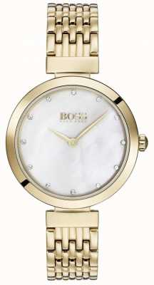 Boss |レディースセレブレーションステンレススチールウォッチ| Jewelry-stores.co.uk 1502479