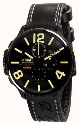 U-Boat Capsoil chrono dlcエレクトロメカニクス 8109/A