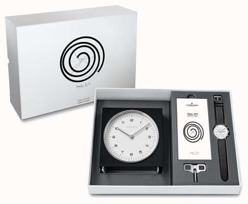 Junghans マックスビルエディション2019時計と時計のセット 363/2919.00