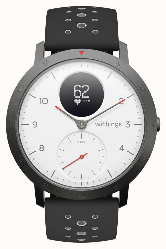 Withings HWA03B-40WHITE-SPORT-ALL-INTER