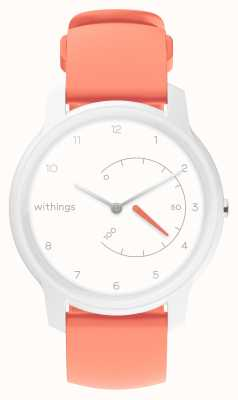 Withings 活動トラッカーホワイト&サンゴを移動 HWA06-MODEL 5-ALL-INT