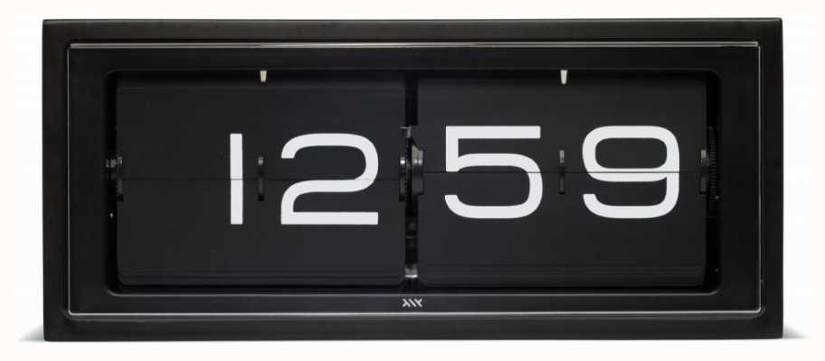 Leff Amsterdam |黒レンガの時計|写真黒レンガの時計 LT15401