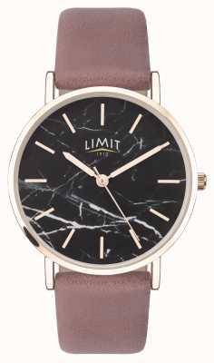 Limit |レディースシークレットガーデン|写真レディースシークレットガーデン紫色のストラップ|写真紫色のストラップブラックダイヤル| 60047.73