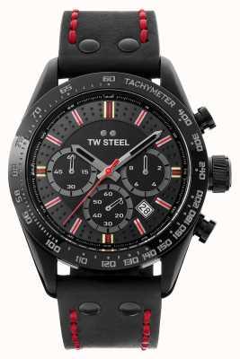 TW Steel |時間の息子|モクシャ|特別版|クロノグラフ| TW987