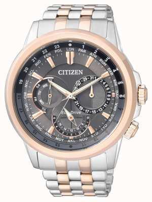 Citizen |メンズエコドライブ|ステンレスブレスレット| BU2026-65H
