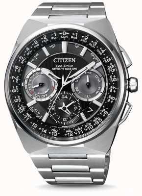 Citizen |メンズエコドライブ衛星波gpsチタンブレスレット|写真チタンブレスレット CC9008-84E