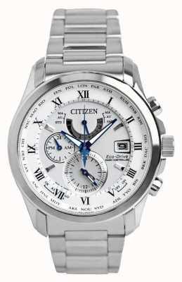 Citizen |メンズエコドライブラジコン|ステンレス鋼 AT9081-89A