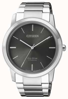 Citizen |メンズエコドライブチタンwr50 | Cheap-jewelry-online.netグレーダイヤル| AW2020-82H
