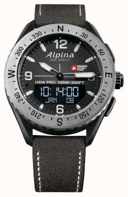 Alpina |メンズフリーライドワールドツアースマートウォッチ限定版| Wholesale-mensclothing.com AL-283FWT5SAQ6