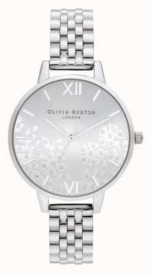 Olivia Burton |レディース|宝石で飾られたレース|ステンレスブレスレット| OB16MV101