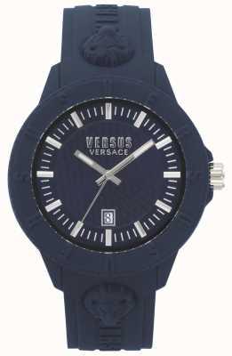 Versus Versace |レディース| tokyo r |ブルーシリコーン| VSPOY2118