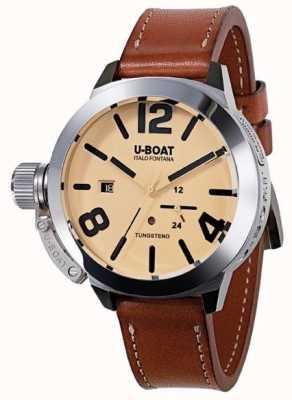 U-Boat クラシコ45タングステン2として(movelock) 8071