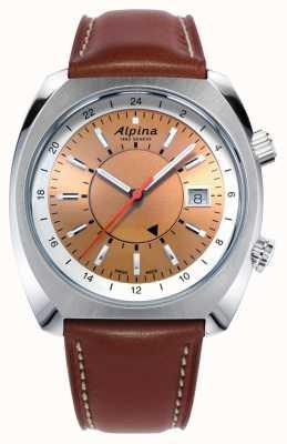 Alpina メンズスターターパイロットヘリテージ AL-555RGS4H6