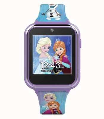 Disney Frozen |スマートウォッチ|シリコンストラップ| FZN4151