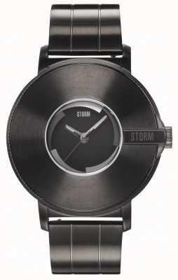 STORM  カメラv6スレート 限定版 スチールブレスレット 47463/SL