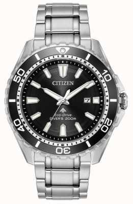 Citizen エコドライブプロマスターダイバーズWR200 |ステンレス鋼| BN0190-82E