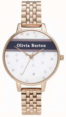 Olivia Burton レディース|デミ|代表|ローズゴールドPVD OB16VS06