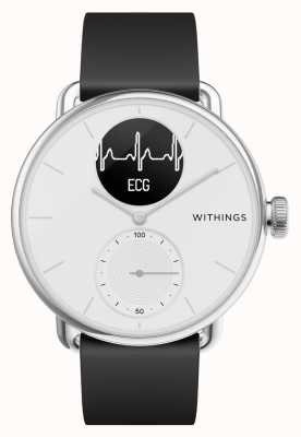 Withings Scanwatch38mm-ホワイト HWA09-MODEL 1-ALL-INT