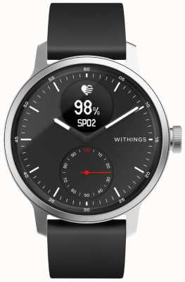 Withings Scanwatch42mm-ブラック HWA09-MODEL 4-ALL-INT