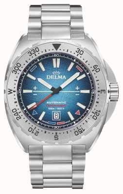 Delma オーシャンマスター南極限定版|ステンレス鋼 41701.670.6.049