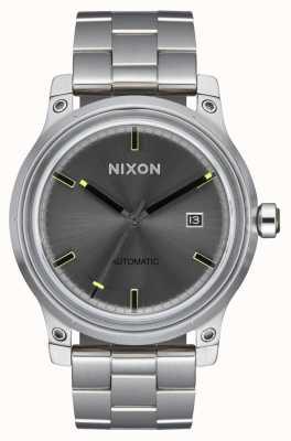 Nixon 5番目の要素|黒|ステンレス鋼のブレスレット| A1294-000-00