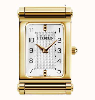 Michel Herbelin アンタレス|金メッキの時計の文字盤のみ H.17048/P28