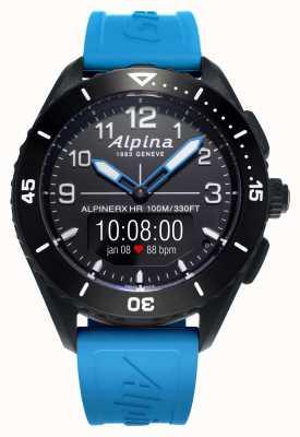 Alpina |生きているalpinerx |ブルーラバーストラップ| AL-284LBBW5AQ6