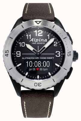 Alpina | alpinerx alive |ブラウンレザーストラップ AL-284LBBW5SAQ6