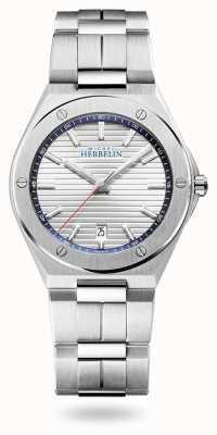 Michel Herbelin カップカマラ|シルバーダイヤル|ステンレス鋼のブレスレット 12245/B42
