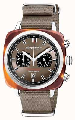 Briston |クラブマスタースポーツ|アセテート|トープ| 20142.SA.TS.30.NT